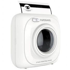 Портативный карманный мобильный принтер для телефона с bluetooth подключением Paperang P1, фото 1