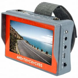 Портативный монитор для настройки камер видеонаблюдения Pomiacam IV7W, 5Мп, AHD+TVI+CVI+CVBS, фото 1