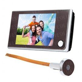 """Цифровой цветной видеоглазок для квартиры Kivos SF 515 c 3,5"""" экраном и углом 120 градусов, фото 1"""