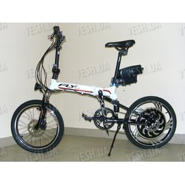 Электровелосипед Fly 600, фото 1
