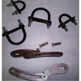 Усилитель дропаутов вилки для мотор колеса электровелосипеда, фото 1