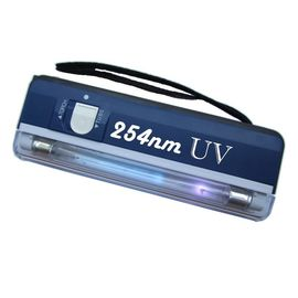 Лампа ультрафиолетовая детектор валют UV 254nm (УФ 254нм), фото 1