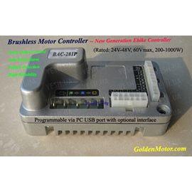 Контроллер 50А 48В до 1000Вт к моторам BLDC серия BAC-282P, фото 1