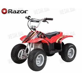 Электроквадроцикл Dirt Quad Red, фото 1
