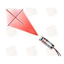 Лазерный модуль с фокусировкой (крест) 40мВт, фото 1