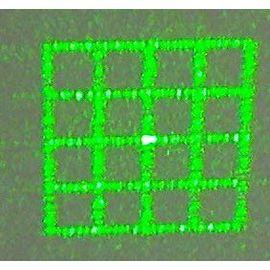 "Оптика для лазера ""решетка"" 12х30mm AixiZ, фото 1"