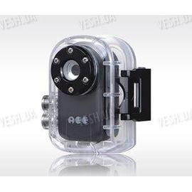 Автономный водонепроницаемый мини видеорегистратор с функцией подводной съёмки 640X480@30 fps, original AEE (модель MD91S), фото 1