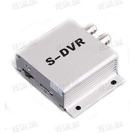 Портативный бюджетный одноканальный мини видеорегистратор DVR с разрешением 640х480 без звука (модель S-DVR), фото 1