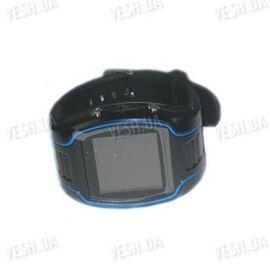 Персональный GPS/GSM/GPRS трекер - наручные часы с кнопкой SOS и возможностью голосового общения (модель TK-8125), фото 1