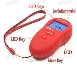 Портативный инфракрасный бесконтактный LCD цифровой термометр (модель DT-8260), фото 1