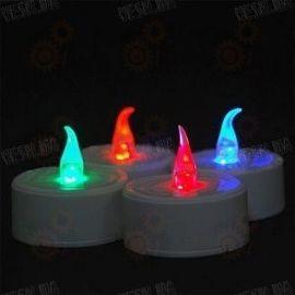 Светодиодные свечи (можно задувать), фото 1