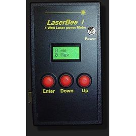 1050мВт USB Лазерный измеритель мощности + Термоэлемент датчика, фото 1