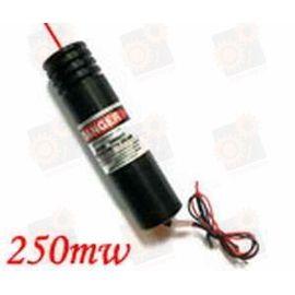 """Модуль красного цвета 650нм 250мВт с """"TTL"""" для лабороторий, фото 1"""