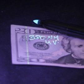 Перманентный УФ(ультрафиолетовый) маркер, фото 1