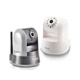 1.3 мегапиксельная HD 720P поворотная беспроводная PTZ IP камера с Wi-Fi модулем и ИК подсветкой (модель Tenvis IP robot 3), фото 1