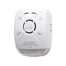 Мультифункциональный 4 в 1 электромагнитный и ультразвуковой отпугиватель тараканов и насекомых для помещений до 100 м2 (модель AR-131), фото 1