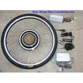Кит комплект Мотор-колесо 48В 1000Вт с рекуперацией, фото 1