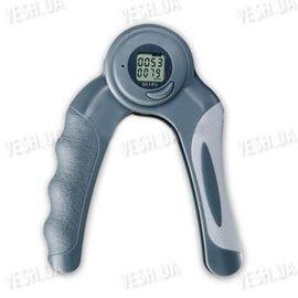 Цифровой эспандер для накачки кистей рук и предплечий, позволяющий отслеживать несколько параметров тренировки, фото 1