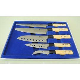 Набор ножей для кухни 5 штук., фото 1