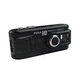 Миниатюрный FULL HD 1080P микро видеорегистратор 60 кадров/сек c детектором движения и поддержкой памяти до 64Gb (модель GT-05), фото 1
