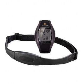 Беспроводный монитор сердечного ритма + часы-пульсометр с памятью и мини компьютером - отличный гаджет для спорта (мод. HRM-2803), фото 1