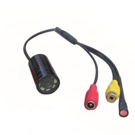 Профессиональная проводная МИНИ камера 520 TVL, угол обзора 90 градусов с невидимой ИК подсветкой до 5 метров (мод. MCV8-IR940), фото 1