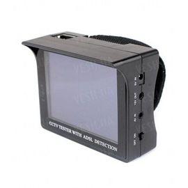 Портативный CCTV тестер для настройки охранных камер с 3.5 дюймовым экраном и возможностью тестирования ADSL канала связи (модель KY-3506), фото 1