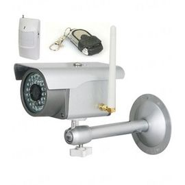 Охранная влагозащищённая 3G видео камера, позволяющая просматривать живое потоковое видео с вашего 3G телефона (модель 3GX2), фото 1