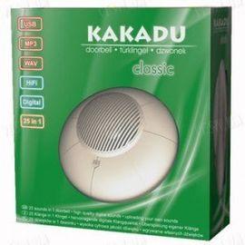 """""""KAKADU classic"""" - mp3 программируемый дверной звонок, фото 1"""