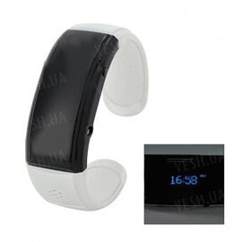"""Стильный женский bluetooth браслет - часы с функциями """"антиутери телефона"""" и возможности разговора через браслет со звонящим на мобильный (мод. NOVEL 10T), фото 1"""