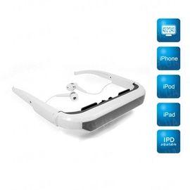 Портативные 3D видео очки нового поколения с эффектом 84 дюймового экрана (модель Iwear VGA), фото 1
