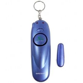 Персональная сирена с подсветкой - отличный гаджет для отпугивания недоброжелателей (модель Safe Guard), фото 1