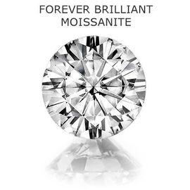 Муассанит Charles & Colvard FOREVER BRILLIANT бриллиантовая огранка, фото 1