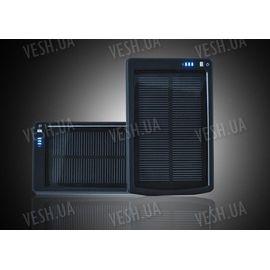 Солнечная батарея аккумулятор 3000мАч для телефонов, iPod, iPhone 3G, 3GS, 4G, iPad 1-2-3, USB, фото 1