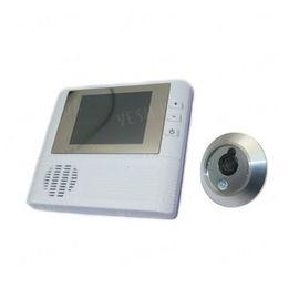 """Электронный цифровой видеоглазок для двери с 2.8 """"дюймовым экраном и 3 х кратным цифровым зумом (мод. G-home), фото 1"""