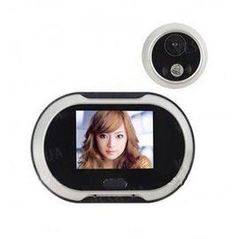 Электронный 3,5 дюймовый цифровой видеоглазок с функцией фотофиксации посетителей, памятью на 100 фотографий и 16 мелодиями звонка (мод. PHV-3501), фото 1