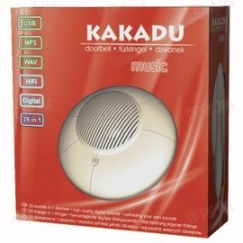 """KAKADU music"" - mp3 программируемый дверной звонок, фото 1"