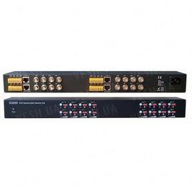 Активный 16-ти канальный приёмник видеосигнала с усилителем от камер видеонаблюдения по витой паре UTP на расстоянии до 1500 метров (модель DMV160R), фото 1