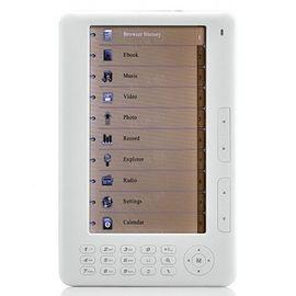 Портативная электронная книга eBook reader с 7-ми дюймовым LCD экраном и расширенной функциональностью (модель DFE7001). !!!ЦЕНА СНИЖЕНА!!!, фото 1
