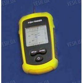 Портативный проводной сонар (эхолот, рыболокатор) для поиска рыбы (модель FF-100 wired), фото 1