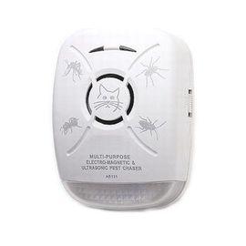 Интеллектуальный ультразвуковой отпугиватель тараканов и насекомых для помещений до 100 м2 (модель AR-131), фото 1