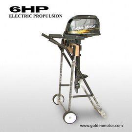 Лодочный электромотор EPO-06HP 6 л.с. 24В-48В, фото 1