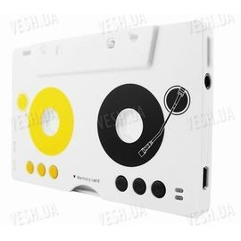 Кассета-MP3 плеер для машины с пультом ДУ, фото 1