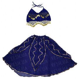 Карнавальный костюм Восточный фиолетовый, фото 1