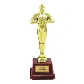 Статуэтка Оскар подарочная с надписью, фото 1