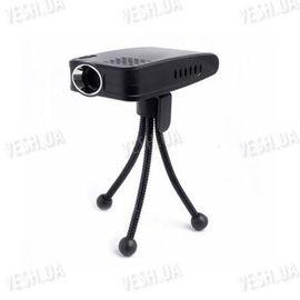 Профессиональный бюджетный 60-ти дюймовый мини проектор на треноге, VGA 640x480, 12 lumen, USB (мод. MP-04), фото 1