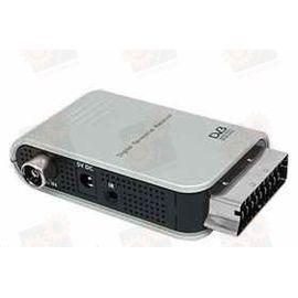DVB-T ТВ-тюнер с пультом управления, фото 1