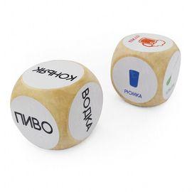 Алко игра Застольные кубики, фото 1