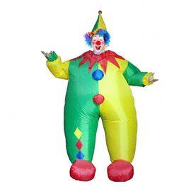 Надувной костюм Клоун, фото 1