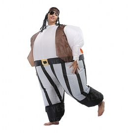 Надувной костюм Пират, фото 1